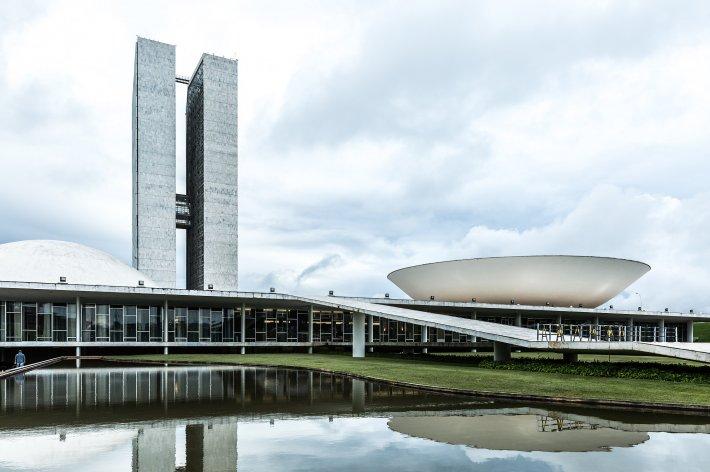 Congresso Nacional, Brasília-DF